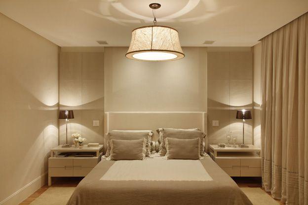simetria na decoração, na qual há predominância de lindos tons pastéis.