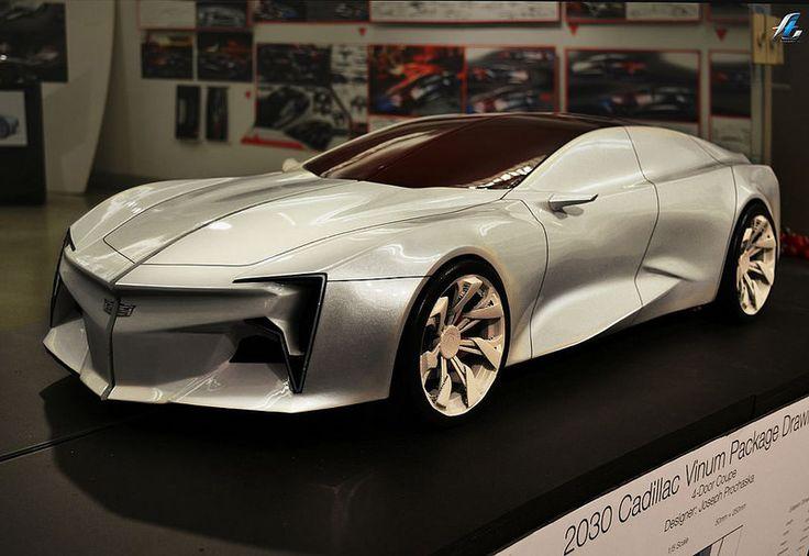 Cadillac Vinum by Joseph Prochaska