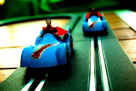 Superman race Photo by Andrea Gattini -- National Geographic Your Shot