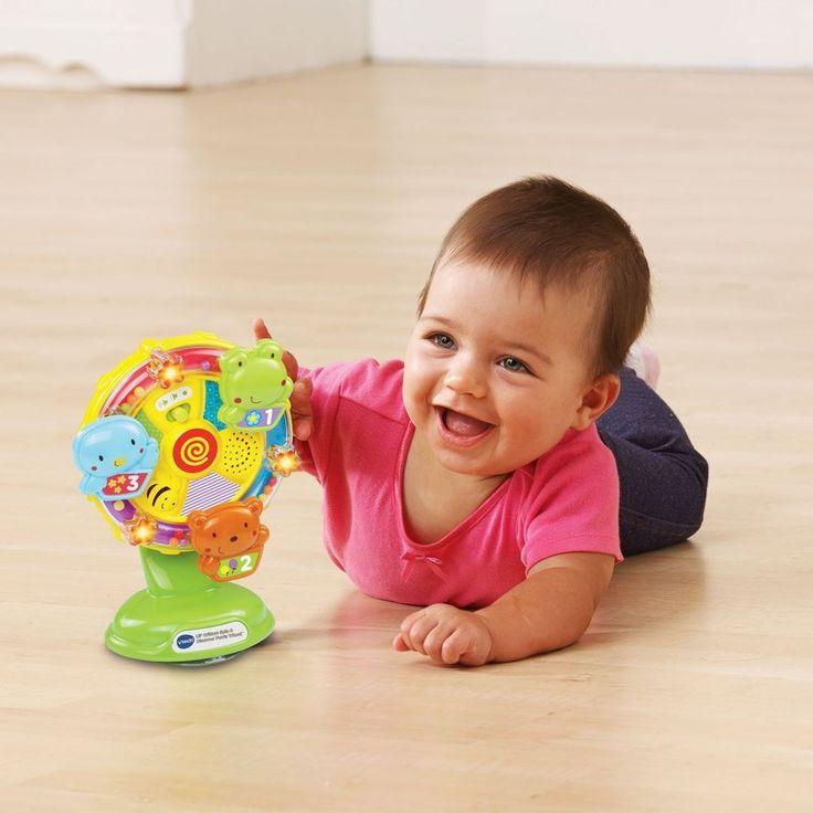 Educational Baby Toys 1 2 Year Discover Ferris Wheel Learning Toddler 3 4 5 Year #EducationalBabyToys
