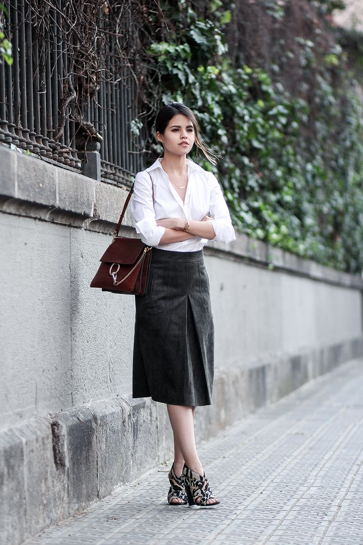 8 Looks To Wear At The Office This Fall