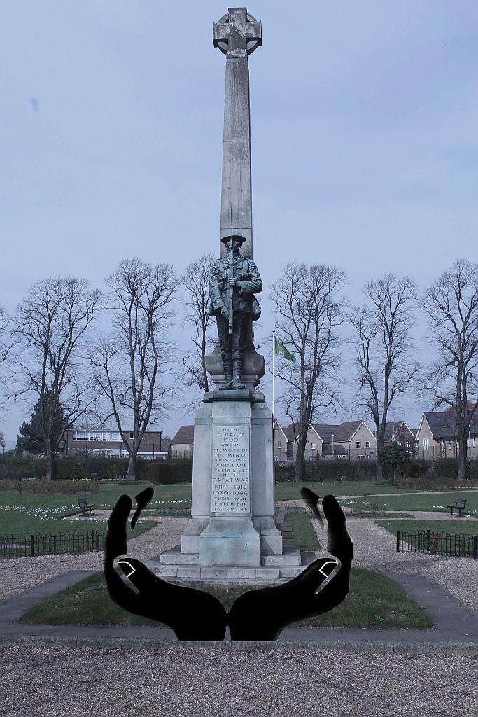 War memorial, Newbury Park