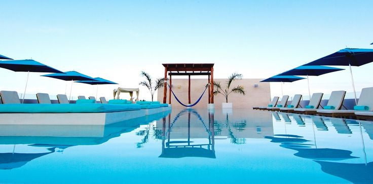 The Sexiest Adult Only All-Inclusive Resorts in Cancun and Playa del Carmen