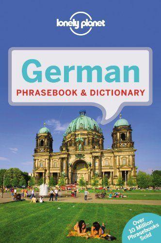 German Phrasebook by Lonely Planet. $8.99. Publication: March 1, 2012. Publisher: Lonely Planet; 5 Blg edition (March 1, 2012). Series - Phrasebook
