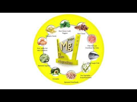 Top 12 Best Foods For Magnesium - YouTube