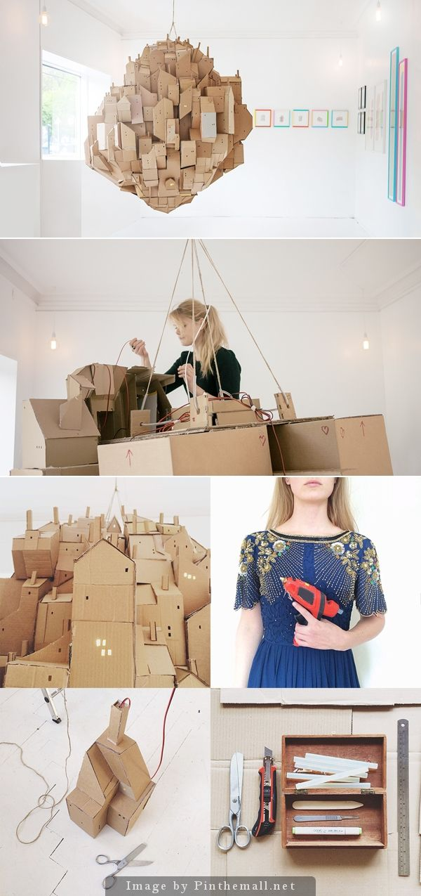 Floating City by Nina Lindgren... - a grouped images picture - Pin Them All