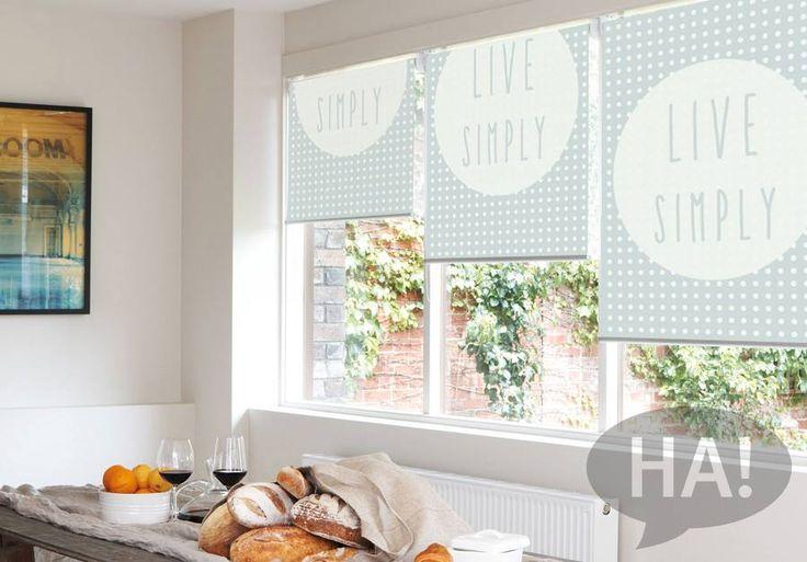 Ένα Ακόμα Παράθυρο Στην Ελευθερία Και Το Όνειρο!  Ρολοκουρτίνα: http://www.houseart.gr/rolokourtines/23  #roller #curtain #houseart #decoration #home #living
