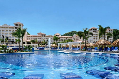 Hotel Riu Guanacaste, Costa Rica.  Had a great time here last summer.  Would highly recommend!