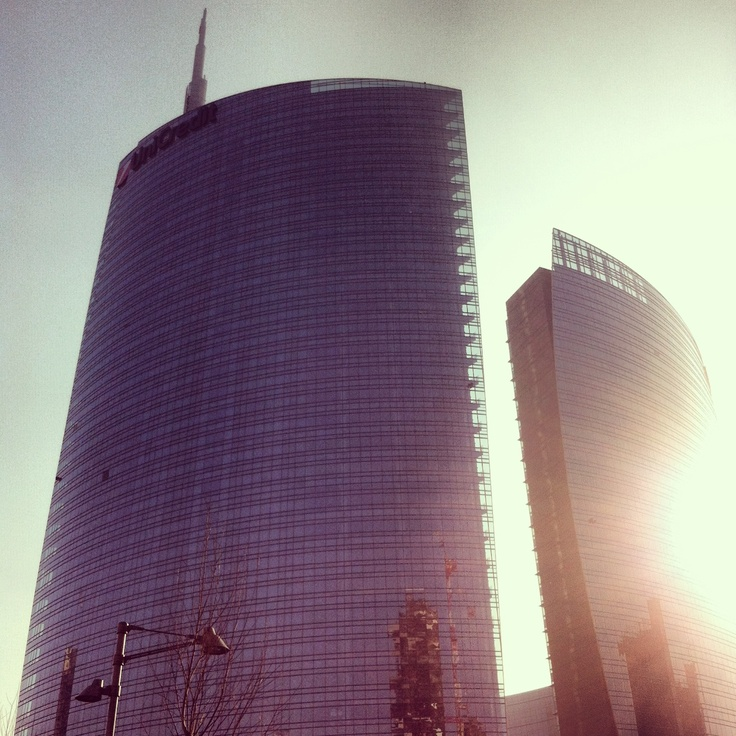 Torre UniCredit - Milano