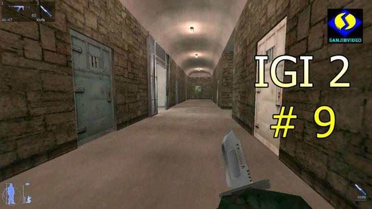 IGI2 #9 of 19 - Prison Escape - Covert Strike - Mission