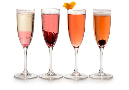 10 Prosecco cocktails you can make in minutes: http://bit.ly/1uqi7vP