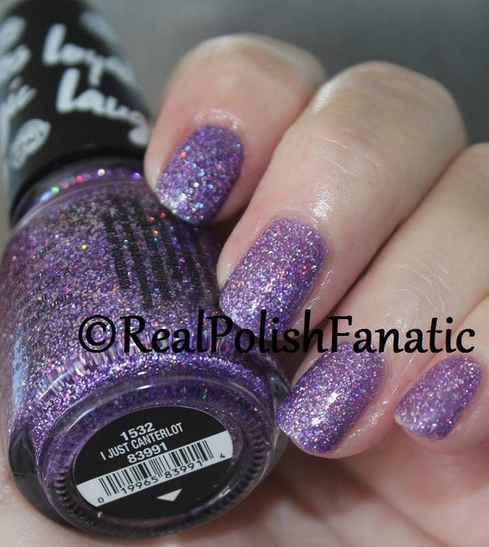 China Glaze - I Just Canterlot (My Little Pony Collection)