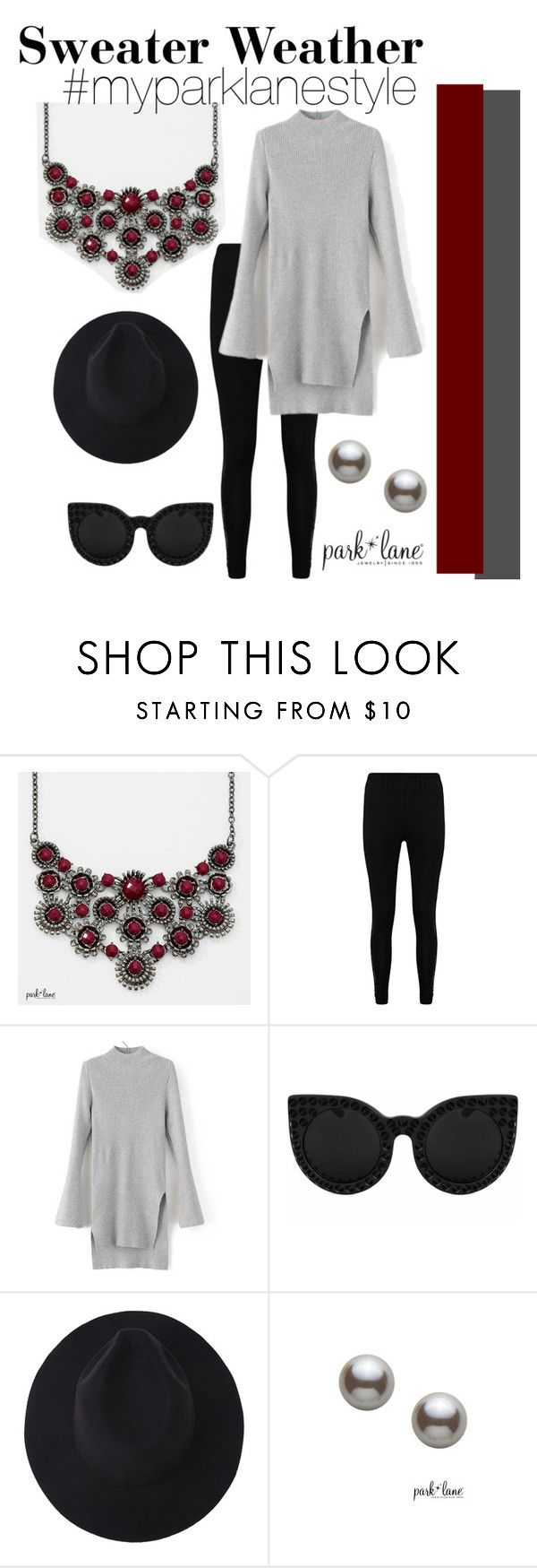 """""""Bundle Up in Park Lane!"""" by parklanejewelry on Polyvore featuring Boohoo and Delalle"""
