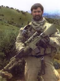 """KIA 6/28/2005   Navy SEAL Jeffrey Lucas was born on 17 September 1971. He grew up in Corhett, Oregon. Jeff chose his career path early in fourth grade when he wrote a paper about all the Special Forces, Green Berets, Army Rangers, Marine Recon, and Navy SEALs, but said one day he wanted to be a Navy SEAL because they were the best. Upon graduating high school in 1989, he enlisted in the U.S. Navy. After graduating recruit training and Electronics Technician """"A' school, he transferred to…"""