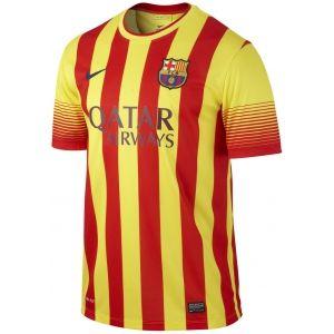 2ª Camiseta Oficial #FCBarcelona temporada 2013/2014  #barça #CamisetaBarça #equipaciones #futbol