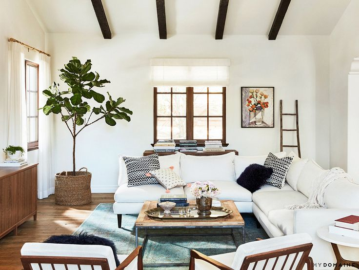 Did you love our recent exclusive tour of Lauren Conrad's Pacific Palisades home? This is how to get the look without spending a fortune.