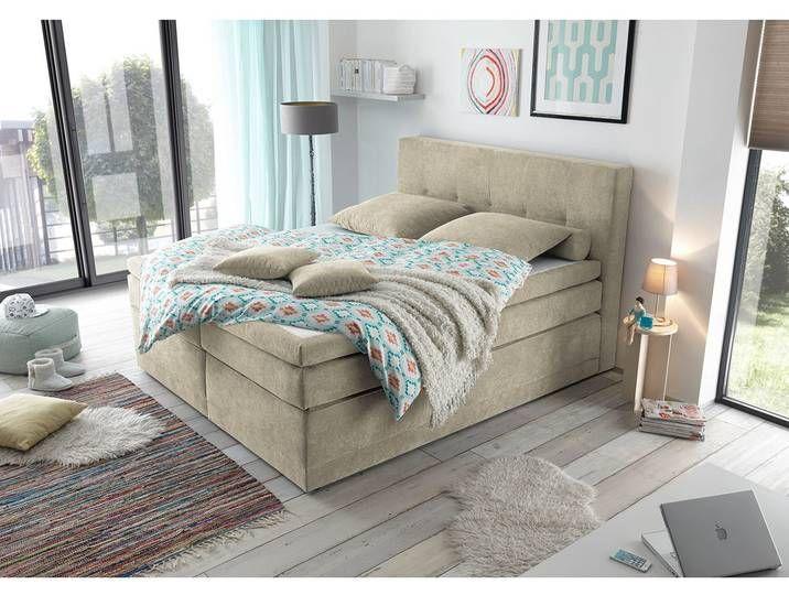 Boxspringbett Belesar Inkl Topper Home Decor Furniture Bed