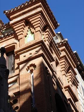 Iglesia de la Buena Dicha: Edificios históricos de Madrid