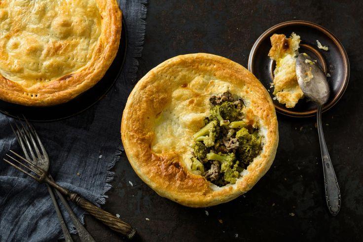 Saftige Broccoli-Pie