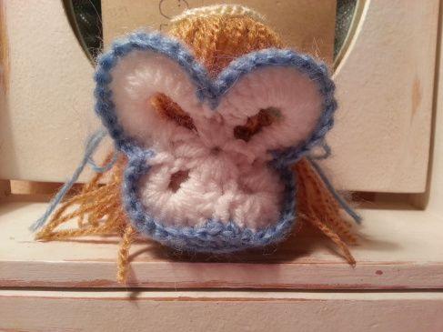 Amigurumi Angel Free Pattern www.booletes.com Crochet, craft, christmas, idea, gift, tree