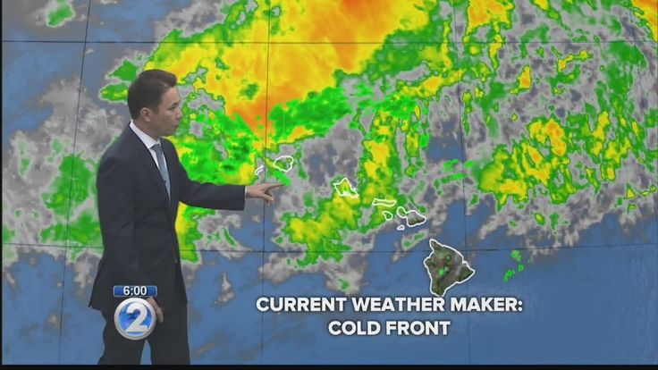 Flash flood watch begins at midnight as cold front approaches