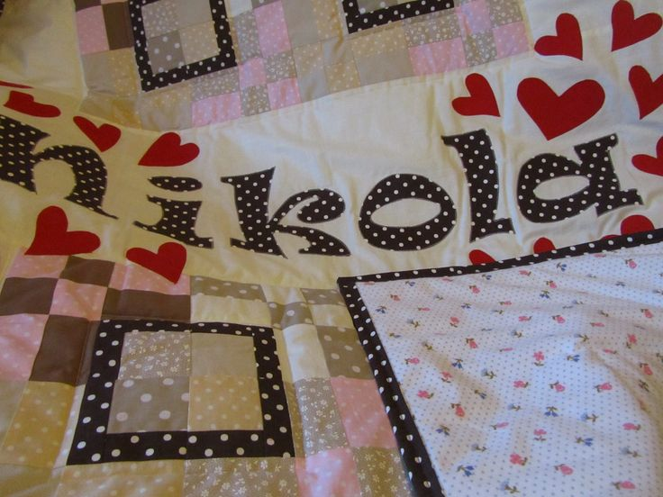 Patchwork for Nicole