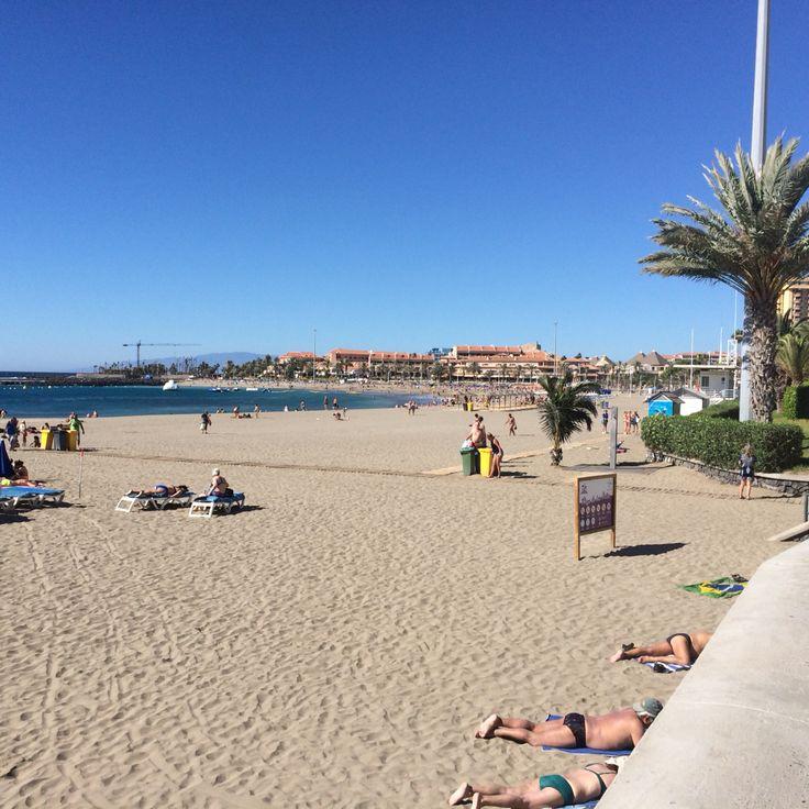 Playa de las Vistas - Los Cristianos - Tenerife