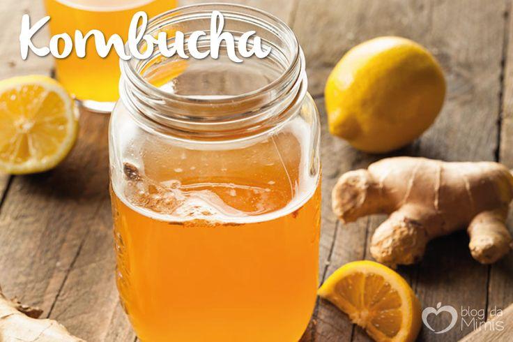 A Kombucha é uma bebida probiótica milenar, originária da China, feita a partir da fermentação do chá preto, verde ou de hibisco, e açúcar. Ela auxilia no sistema digestivo, imunitário e na perda de peso, por estimular o metabolismo, limitar…