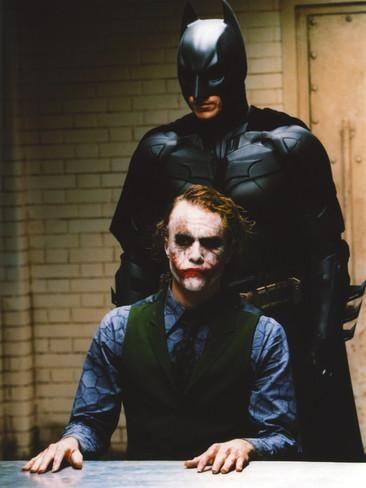 Heath Ledger as Joker Photo