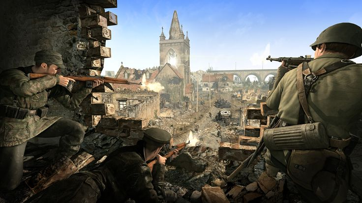 Multiplayer Modes Coming To Sniper Elite V2 On Consoles  I'm going to make some WWE 12 Youtube Videos. Just Matches No Commentary Please check them out. http://antdagamer.com/2012/08/30/multiplayer-modes-coming-to-sniper-elite-v2-on-consoles/