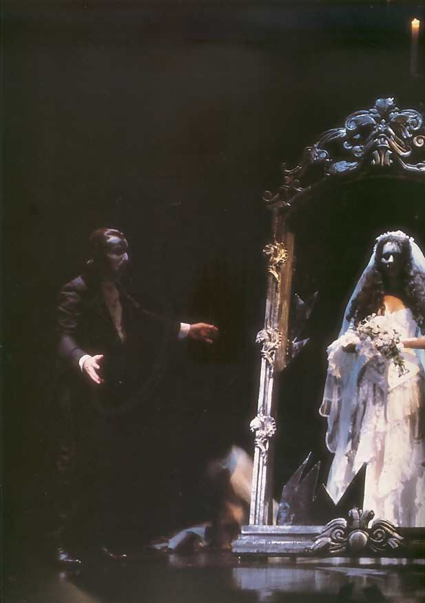 michael crawford phantom of the opera | Phantom of the Opera Michael Crawford, Claire Moore, Steve Barton 1987 ...