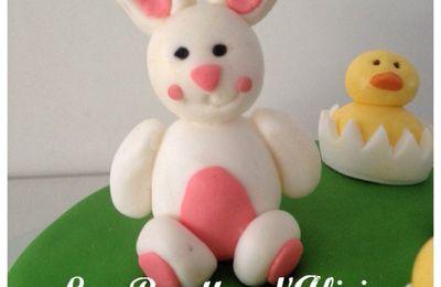 tuto lapin de p 226 ques en pate a sucre figurines pate a sucre sugar figurines and