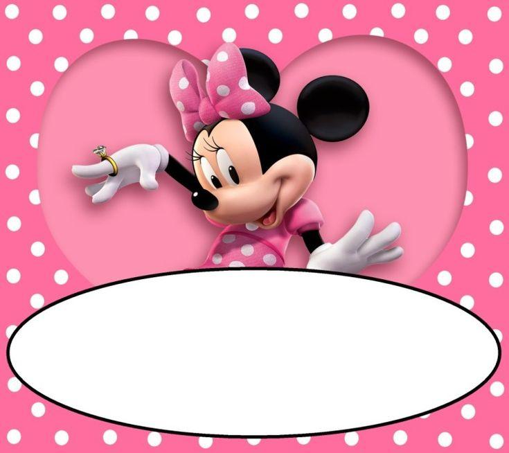 minnie mouse cake template free - minnie mouse birthday invitation template anu