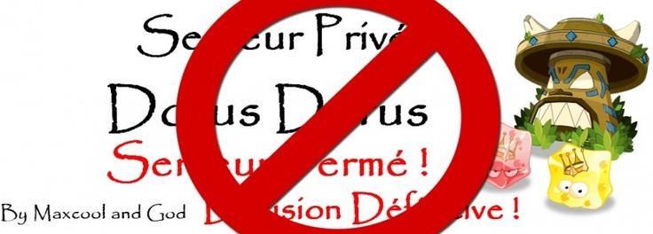 Suite à l'attaque du 26 octobre (2012) de DDOS sur les serveurs #Dofus, #Wakfu et #Ankama par des personnes qui revendiquent la fermeture de serveur privé de #Dofus 1.29… ça me donne l'envie de vous faire un p'tit dossier sur les serveurs privés, les conséquences pour Ankama, les créateurs du serveurs et vous.  http://actu.dofusmotion.com/blog/2012/10/dossier-les-serveurs-prives/