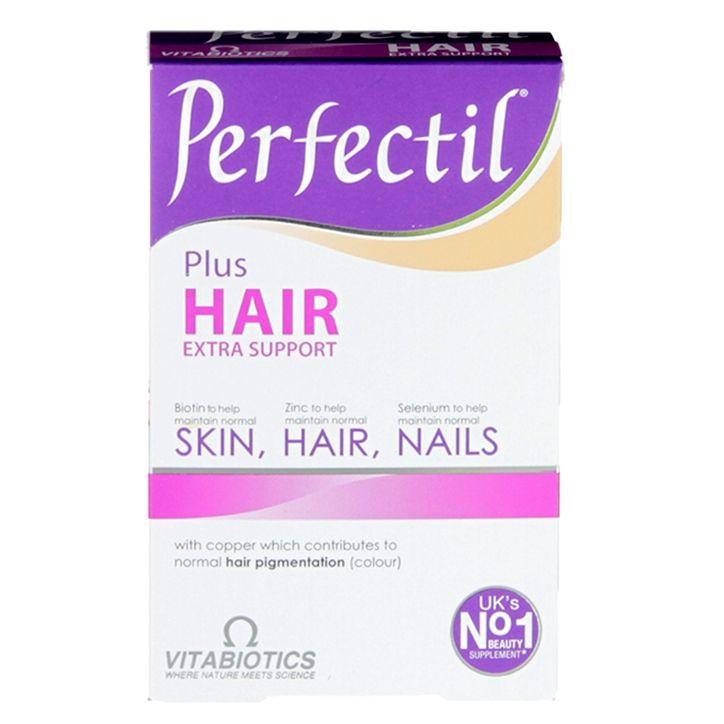 Vitabiotics Perfectil Plus Hair Tablets In 2020 Hair Pigmentation Maintaining Healthy Hair Hair Health