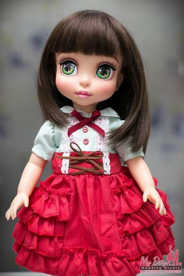 Одежда для кукол Дисней, Готц, Паола Рейна
