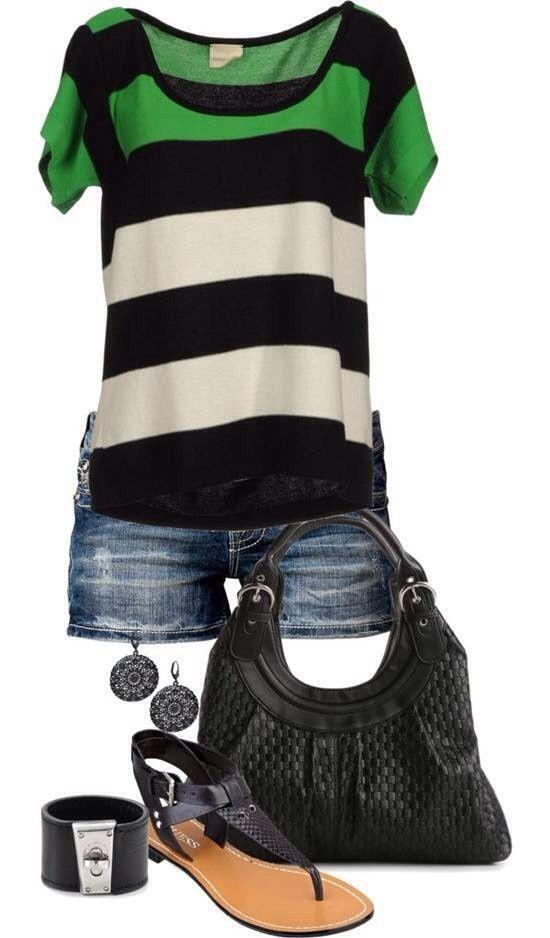 Love the purse n shoes!
