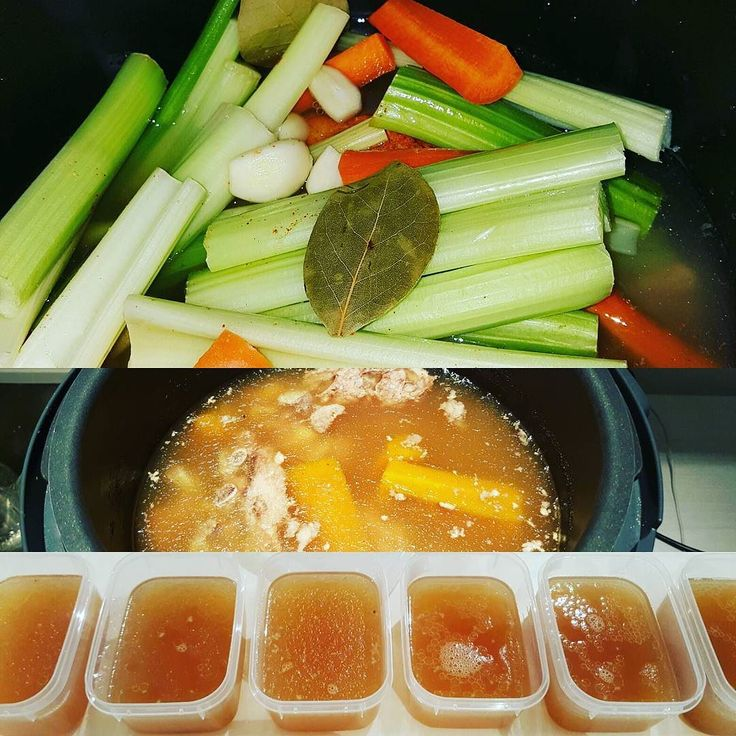 The base I use for my clear soups is my own homemade bone broth. I make it with whatever bones I feel like. The broth in this soup was made with chicken broth.  I just put all the ingredients below in the pressure cooker for 90min. -1 chicken carcass -2 litres of room temperature water -2 carrots cut the long way -6 celery sticks cut the long was -6 cloves of garlic -1 tablespoon of Red Boat fish sauce -1 tablespoon of apple cider vinegar -bay leaf -chilli  I keep my bone broth in little…