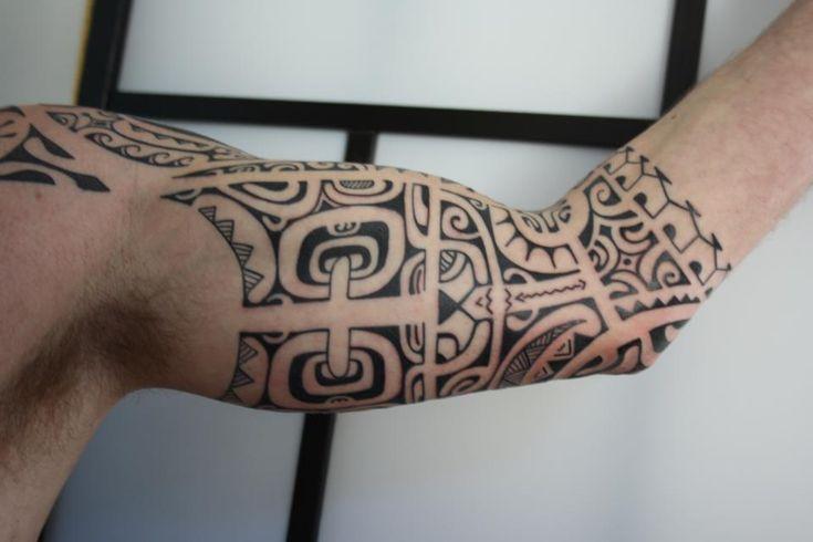 196 best my tatt ideas images on pinterest polynesian tattoos tattoo maori and arm tattoos - Tatouage polynesien epaule ...