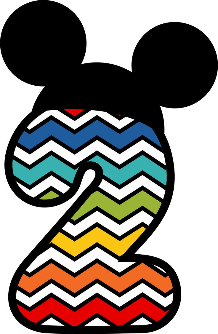 148 best clipart - mickey-minnie mouse dressup and numbers ...