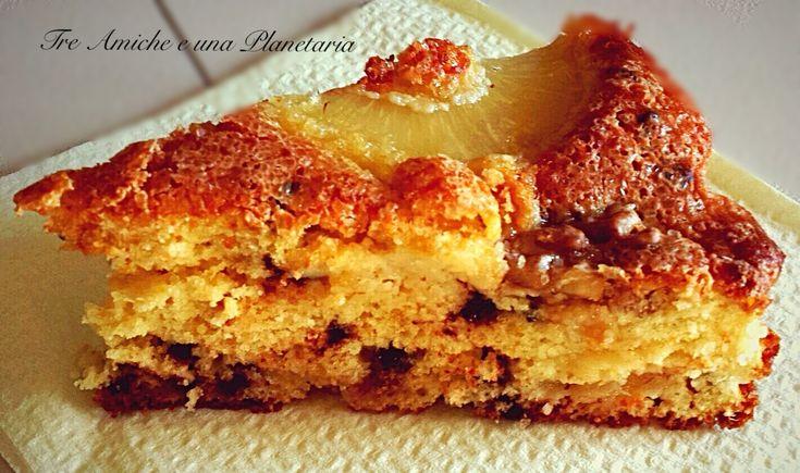 Torta+ananas+e+noci
