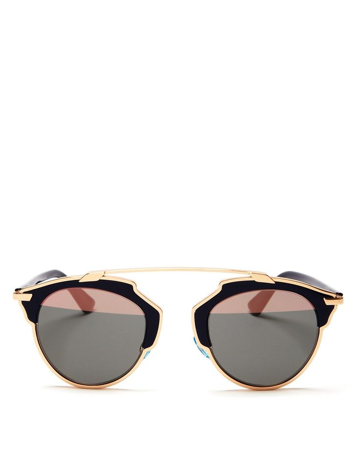 Dior So Real Sunglasses | Bloomingdale's #kindofobsessed