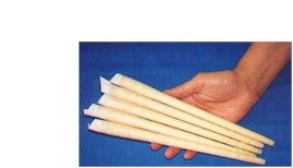 Remove ear wax build up. Ear Candles - 2pk