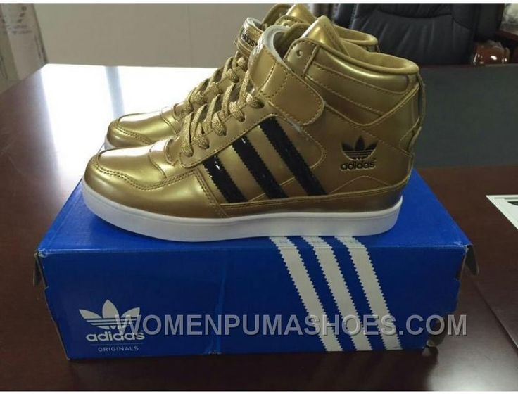 http://www.womenpumashoes.com/adidas-high-top-women-gold-discount-qwf5k.html ADIDAS HIGH TOP WOMEN GOLD DISCOUNT QWF5K Only $75.00 , Free Shipping!