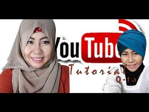 Tutorial Hijab Rai, Red Turban