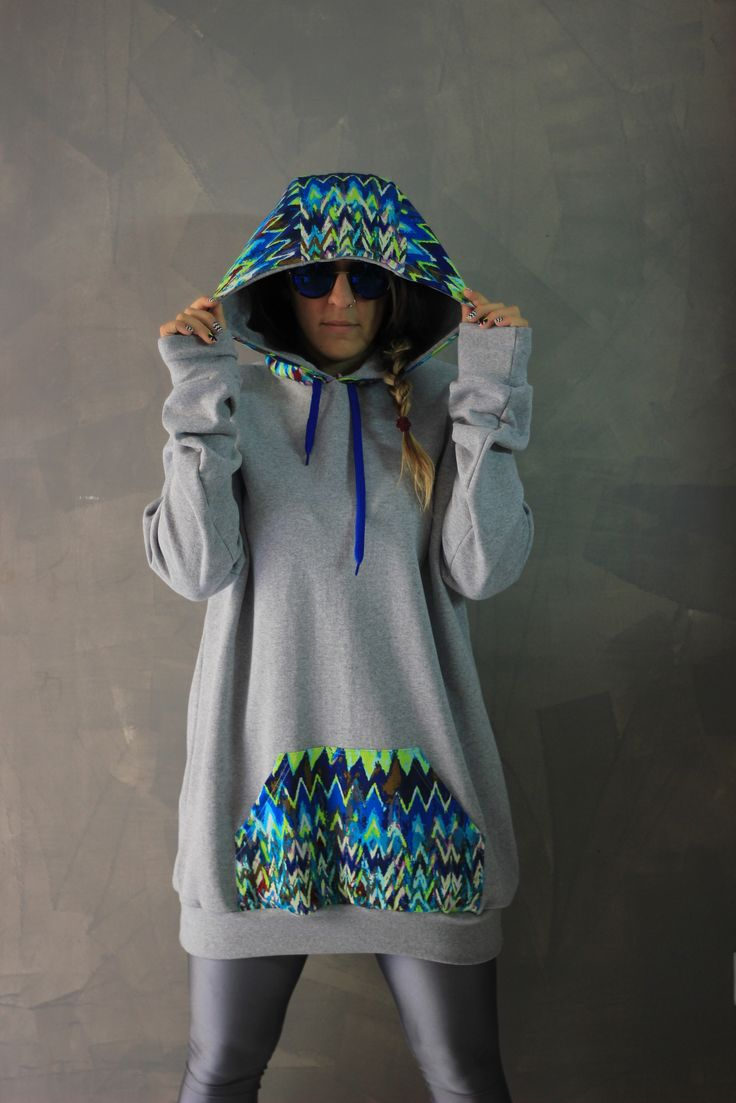 """Tall PCP hoodie from the """"Printed"""" collection #02  #pcpclothing #pcphoodies #tallhoodies #hoody"""