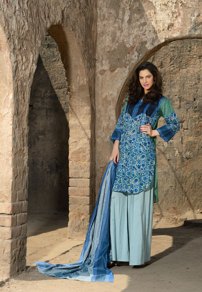 Unstitched Eid Collection Vol 2