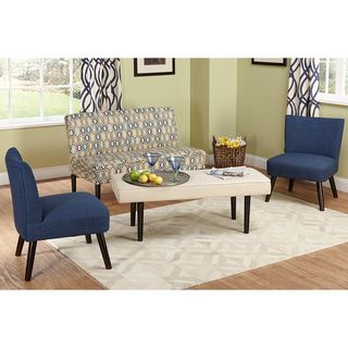 Simple Living Nolan Armless Loveseat By Simple Living. Furniture SetsLiving  Room ...