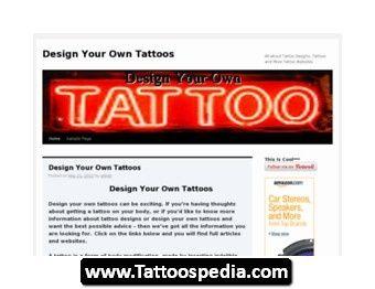 49 best images about tattoo design websites on Pinterest