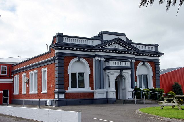Eltham Courthouse , NZ by Stephen Satherley, via Flickr